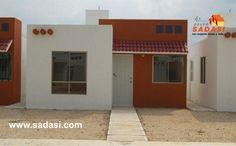 #conjuntoshabitacionales LAS MEJORES CASAS DE MÉXICO. En LOS HÉROES MÉRIDA, tenemos el modelo Izamal, de 160 m2, cuenta con sala, comedor, cocina, 2 recámaras, baño y patio de servicio. También esta el modelo Uxmal, de 160 m2, con sala, comedor, cocina, 2 recámaras con espacio para clóset, baño y patio de servicio. Ambos modelos pueden crecer hasta 5 recámaras. Pregunte por nuestras opciones de financiamiento al teléfono 01(999)1763050