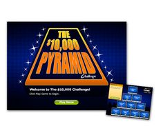 1000 images about elearning games on pinterest for 25 000 pyramid game template