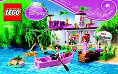 Disney Princess - Ariel's Magical Kiss [Lego 41052]
