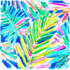 Fronds with benefits #lilly5x5