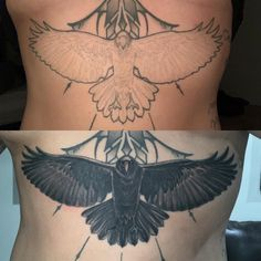 Began this Raven abdomen piece years in the past. Yesterday I lastly completed it. Carried out by Chris Carter in Odenton, Maryland. Chris Carter, R Tattoo, Deathly Hallows Tattoo, 5 Years, Maryland, Raven, Tatoos, The Past, Internet