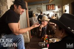 Behind The Scenes | From Dusk Till Dawn: The Series | Watch a new episode tomorrow on El Rey Network via facebook.com