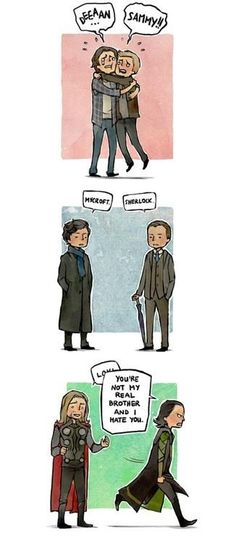 I love Loki haha