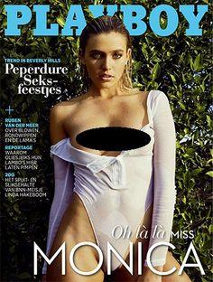 18+ Free Download Magazines   PDF Format: Playboy Netherland November 2015