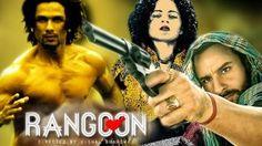 Rangoon 2017 Full Movie Download Free in 720p BRRip Dual Audio Hindi English. Download Rangoon 2017 in single link.