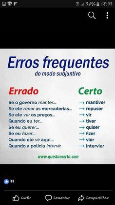 Improve Vocabulary, English Vocabulary, Learn Brazilian Portuguese, Portuguese Language, Study Organization, School Study Tips, Study Hard, Study Notes, Student Life