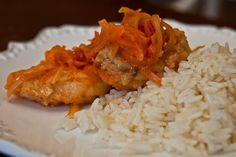 Fish In Marinade Recipe on Yummly