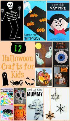 Mending the Piggy Bank | 12 Halloween Crafts for Kids