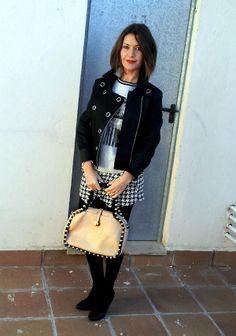 Outfit con el modelo instinto de la colección instinto de isabella.www.isabella.es