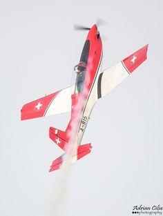 https://flic.kr/p/ZUyqvh   Switzerland Air Force --- Pilatus NCPC-7   PC-7 Team