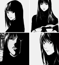 Tags: Death Note Manga, Naomi Misora, she was an awesome character.