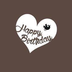 Wenskaart Miss Olive - Happy Birthday