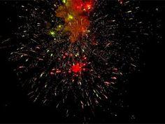 Diwali wallpaper image-Firecracker shot with Canon 5D