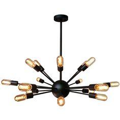 Westmen Lights Sputnik 18 Light Chandelier