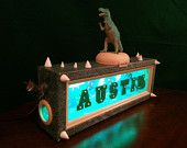 Personalized Night Light Childrens room by CustomNightLightsLED