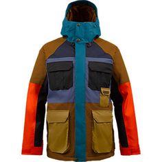 BURTON Frontier Jacket true penny mash up