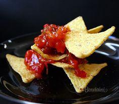 Mexická salsa • recept • bonvivani.sk