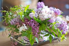 Lilacs and Jasmines from my garden