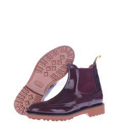 Λουστρίνι Μποτάκια Σε Μπορντό Χρώμα DOUCAL'S  TP-G-FT03-0216-9 Chelsea Boots, Ankle, Shoes, Fashion, Zapatos, Moda, Shoes Outlet, La Mode