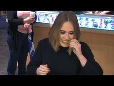 Adele & Ellen Degeneres EPIC Prank! - YouTube - SO FUNNY!