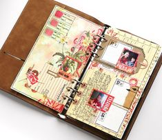 5 Things To Keep In Mind When Creating Your First Planner – Elizabeth Craft Designs