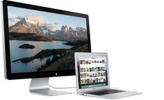 Thunderbolt Display - More pixels and more possibilities. - Apple