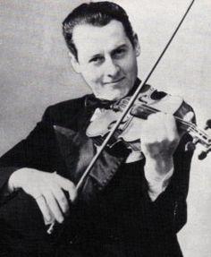 Stephane Grapelli, Jazz Violinist