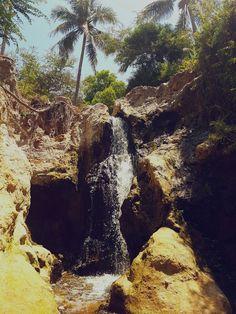Fairy Stream waterfall - Mui ne