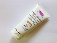 cc cream crema fotoritocco medio/scura di pupa per le gambe Acqua e Sapone e Tigotà. 16,90 euro