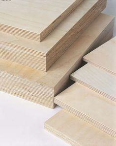Plywood Shelves, Plywood Cabinets, Plywood Walls, Hardwood Plywood, Baltic Birch Plywood, Plywood Furniture, Furniture Plans, Concrete Formwork, Woodworking