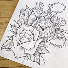 black and grey pocket watch drawing - Google zoeken