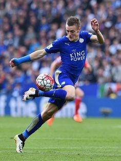 Jamie Vardy - Leicester City the new kings of English Premier League Tips for League of legends so hot