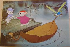 The Rescuers  One of my favorite Disney movies as a kid!