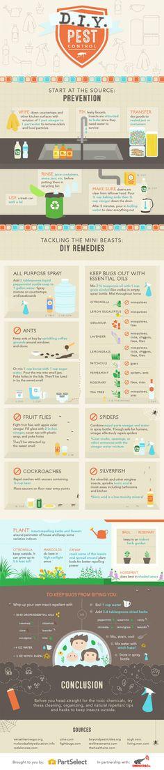 natural repellant tips #shabbychicboho @terrishaven