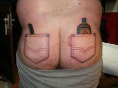 My Mom hates my new tat! Tattoos Gone Wrong, Weird Tattoos, Funny Tattoos, Body Art Tattoos, Tattoos For Guys, My Mom Hates Me, Tattoo Fails, Disney Tattoos, Bad Tattoos