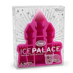 Ice Palace ! So cuteee (: