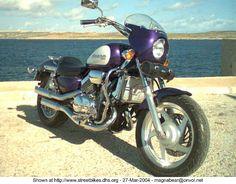 1995 Honda Magna VF750CD