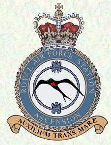 RAF Station ASCENSION. Location: Country: South Atlantic Main units: #90 Staging Post (5 Jul 1944 - 2 Dec 1945); Various units during and after the Falklands War