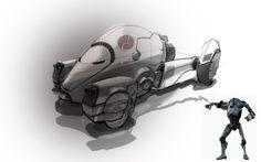 スーパードロイドカー
