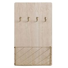 Tableau à clés porte-courrier 28x47