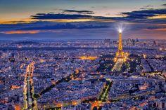 City of Lights by Rilind H