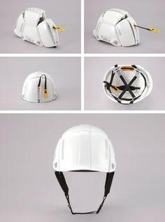 Bloom - Origami concept helmet