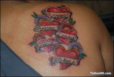 Grandchildren Tattoos - Bing Images