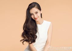 Angelababy headlined a trending BBC article and some people in China aren't happy about it. Cute Asian Girls, Girls In Love, Prity Girl, Angelababy, Asian Celebrities, Female Actresses, Chinese Actress, Beauty Women, Asian Beauty