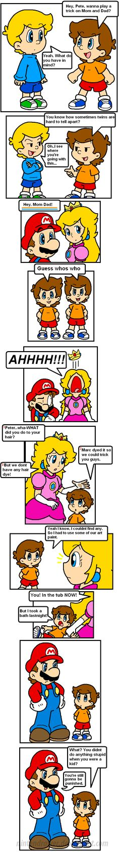 whos who? by Nintendrawer