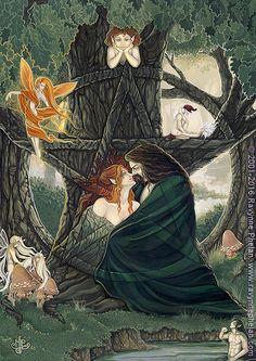 Ravynne Phelan -  Gaia's Love