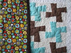 Whirligig Quilt | Flickr - Photo Sharing! mollybquilts.blogspot.com