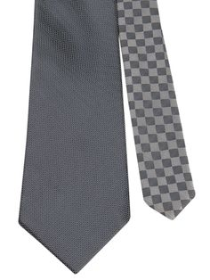 Flipmytie - Men's Light Grey Reversible Tie, $24.99 (http://www.flipmytie.com/mens-light-grey-reversible-tie/)