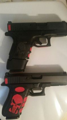 KP'S Punisher Glock 45's