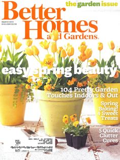 Better Homes U0026 Gardens Magazine